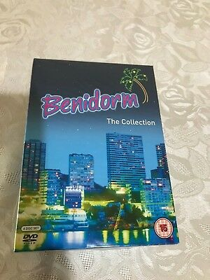 Benidorm The Collection Series One, Two & Three & The 2009 Special DVD Box Set.