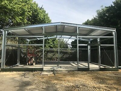 Portal Steel Frame Buildings,all Fully Bespoke.