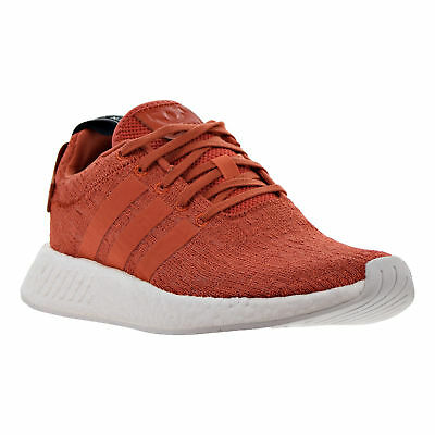 check out 18b35 bdc3f MEN'S ADIDAS NMD R2 Casual Shoes Future Harvest Orange / White Sz 8 BY9915
