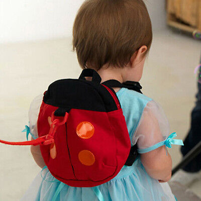 Baby Kid Toddler Keeper Walking Safety Harness Backpack Leash Strap
