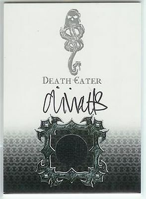 Harry Potter Memorable Auto/Disfraz Death Eater DE5NM