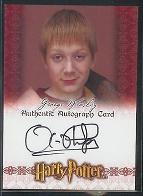 Harry Potter 3D Auto Oliver Phelps George Weasley
