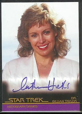Completo Star Trek Movies Auto A49 Catherine Hicks