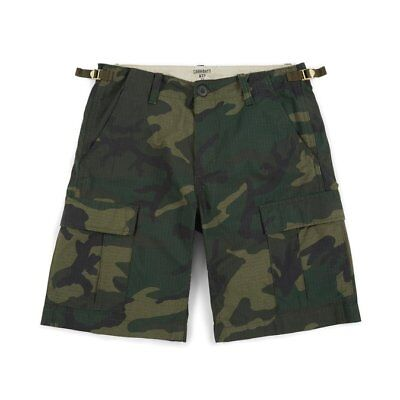 Carhartt Aviation Shorts Camo Combat Green