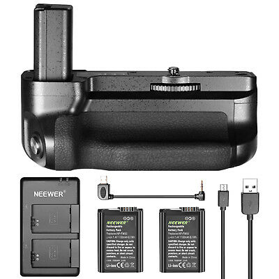 Neewer Pro Camera Vertical Battery Grip for Sony A6500 Mirrorless Camera