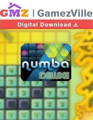 Numba Deluxe Steam Key PC Digital Download