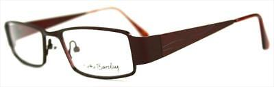 17x Brille Betty Barclay Brillengestell Mod 1069 Col 900 dunkelrotmetallic
