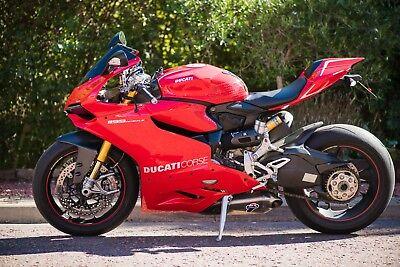 2013 Ducati Panigale 1199s ABS, excellent condition, HPI Clear.