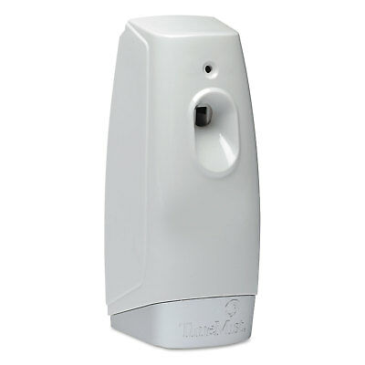 "TimeMist Settings Fragrance Dispenser White 3 3/8""W x 3""D x 7 1/2""H 1047824EA"