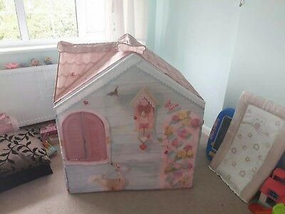 Dream Town Rose Petal Cottage Playhouse Wendy House Tent 499
