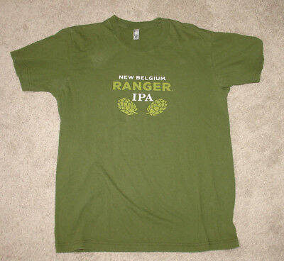 New Belgium Ranger IPA Large Tee Shirt