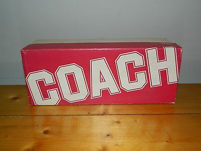 Vintage Converse COACH CX Pro 250 shoe box only empty ELTRA Co.