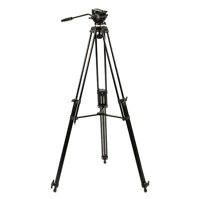Nest NT-777 1.8m Professional Camera Tripod with Fluid Head for DSLR Video