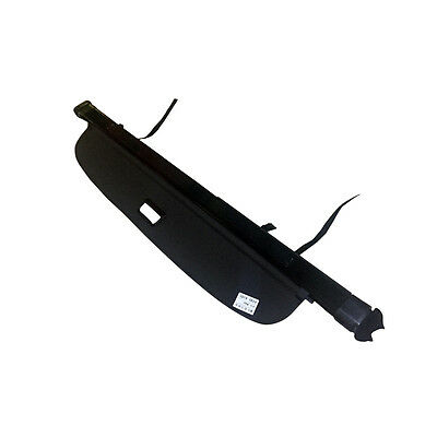 NEW Rear Trunk Shade Black Cargo Cover For 98-2006 BMW E53 X5