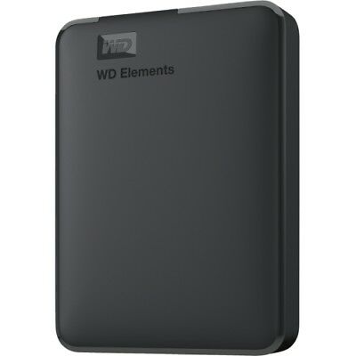 Western Digital Elements Portable 4TB USB 3.0 externe Festplatte 4000GB