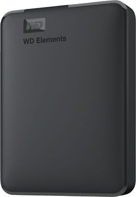 Western Digital Elements Portable 4TB USB 3.0   Festplatte