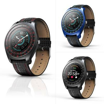 Bluetooth sport Smart Watch with Camera Phone Mate for Android Samsung iPhone