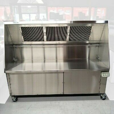 Simcohood Ductless Exhaust Hood System 1500 Exhood1500