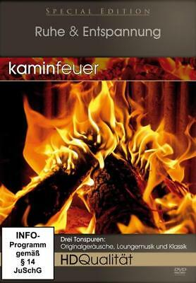 Kaminfeuer - Ruhe & Entspannung  Special Edition