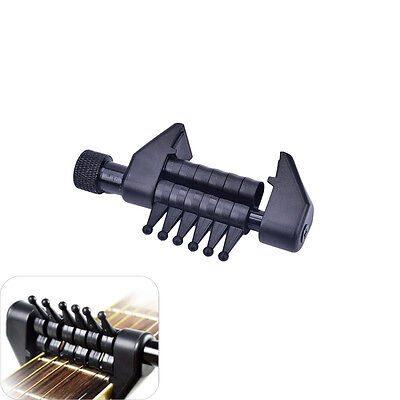 Multifunction Capo Open Tuning Spider Chords For Acoustic Guitar Strings_TG