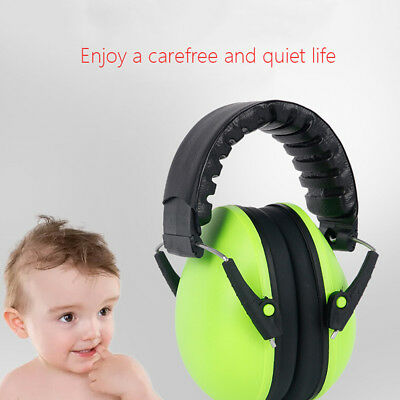 21dB Baby Care Hearing Protection Ear Muffs Noise Reduction Ear Defenders Safety