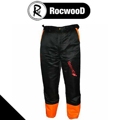 """Chainsaw Protection Safety Trousers Type A, Size M, Medium 32"""" - 36"""" Waist"""