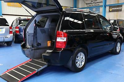 Kia Sedona 2.2 Wheelchair car mobility accessible vehicle disabled adapted 2011