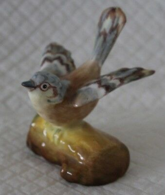Crown Staffordshire JT Jones Chaffinch Bird Figure