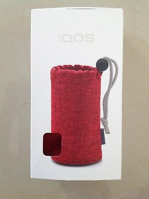 IQOS Bag for pocket charger, holder and Heets