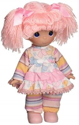 Precious Moments 9 Inch Doll, 'Rag A Doo - Pink', Read Info, New with Tag, 3486