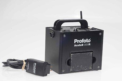Profoto AcuteB 600R Battery-Powered Generator Flash Pack                    #394