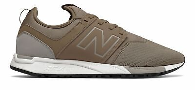 New Balance Men's 247 Shoes Tan with Grey
