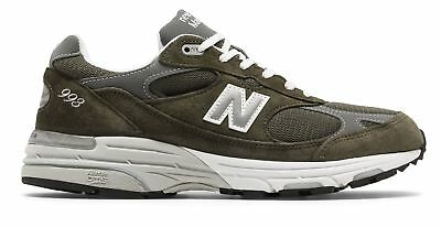 New Balance Men's Classic 993 Running Shoes Green