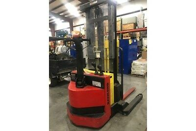 Raymond 4,000 Lb. Capacity Ride Behind Forklift Order Picker / Walkie Stacker