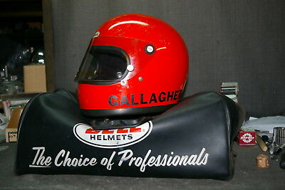 Bell Racing Helmet, Nomex Outer Suit, Under Garments And Bag