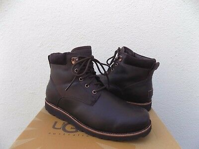 a32c22583b2 UGG HENDREN TL Stout Waterproof Leather/ Sheepskin Boots, Us 11/ Eur ...