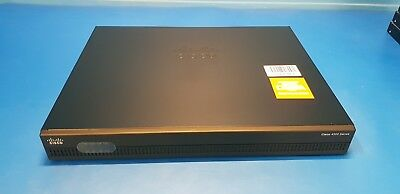 Cisco 4300 Series ISR4321/K9 V04 Integrated Services Router