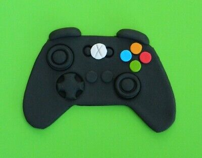 edible XBOX CAKE topper GAME controller LARGE DECORATION