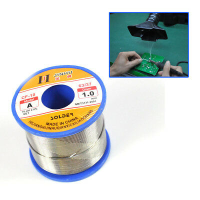 170cm 0.8mm Tin Lead Rosin Core Solder Welding Iron Wire Reel Tools 1.7M//5.6FT