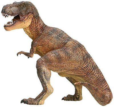 Papo pa po T. Rex PVC PA55001 Free Shipping with Tracking number New from Japan