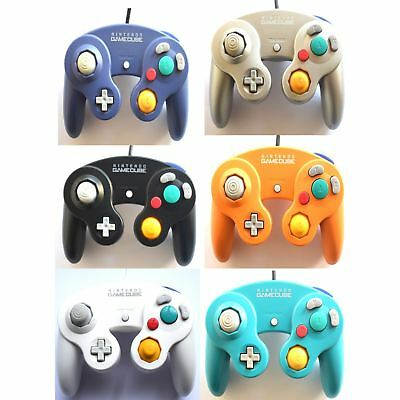 Nintendo GameCube Official Original Controllers Multiple Colours Available
