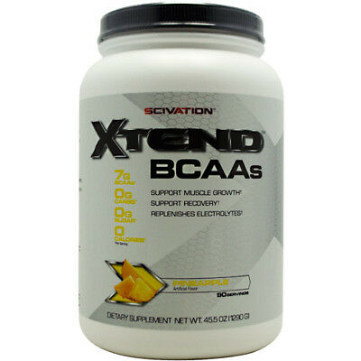 Xtend Ananas 90 Portionen / 1346ml By Scivation