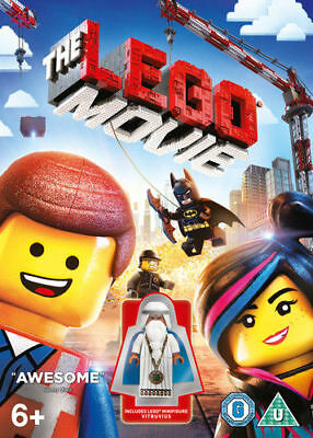 The LEGO Movie DVD (2014) Phil LordE0456