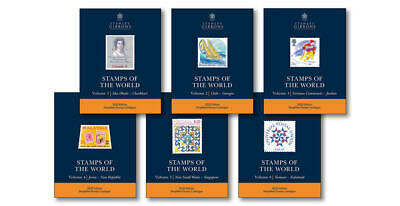 Pre Order - Stanley Gibbons Sg Stamps Of The World Simplified Catalogue 2020