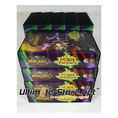 Lot Carte WoW - World of Warcraft Porte des Ténèbres Starter Deck FULL SET Neuf