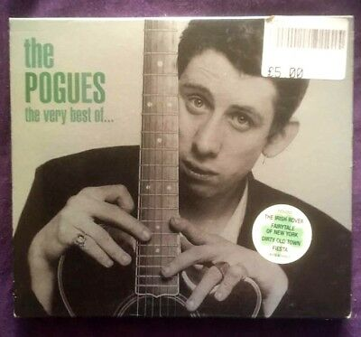 The Very Best Of The Pogues ~ Genuine & Complete Cd Album ~ Greatest Hits Vgc