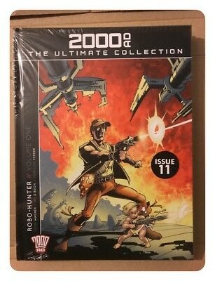 2000 AD: The Ultimate Collection Robo-Hunter: Volume 1 Issue 11 - Book - New