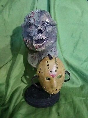 """Friday the 13th 6   5"""" Latex Mask"""