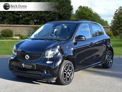 2015 65 Smart Forfour 0.9 Night Sky Prime T 5D 90 Bhp