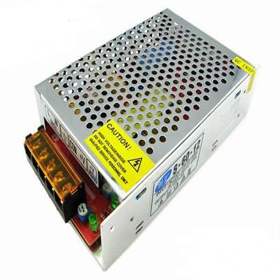 12V 5A 60W AC/DC Switch Switching Power Supply Driver For LED Strip Light New